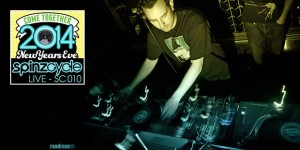 dj Spinz live at SIM NYE - SpinzCycle Podcast ep 010